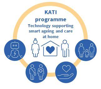 Logo of KATI programme